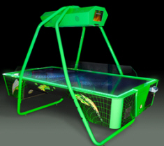 Black Hole Air Hockey Table From Valley Dynamo