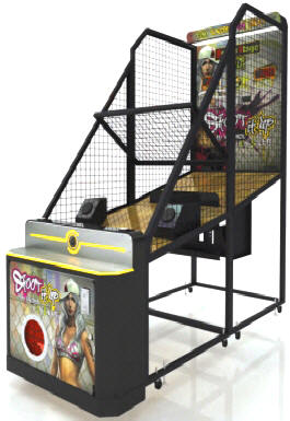 En Shoot Basketball Arcade Machine From Andamiro
