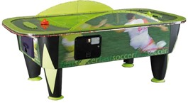 Fast Soccer / Yukon Soccer Ice Air Hockey Game | From ICE