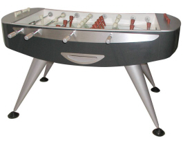 Lusso Carbon Limited Edition Luxury Foosball Table From Garlando