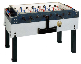 Olympic Outdoor Coin Operated Foosball Table From Garlando