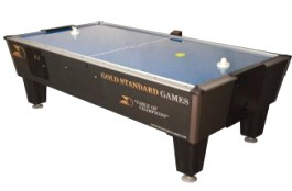 Shelti / Gold Standard Games Tournament Professional Model Air Hockey Table