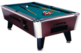 Coin Operated Pool Tables For Sale Commercial Bar Style Pool - Pool table movers wichita ks