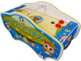 Hoki Baby Air Hockey Table - Coin Operated