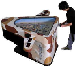 iAttack Desert Arcade Game From Imply Games