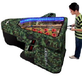 iAttack Jungle Arcade Game From Imply Tecnologia Eletronica