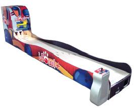 mini bowling machine