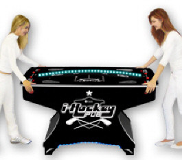 iHockey Pub Sports Arcade Game From Imply Tecnologia Eletronica
