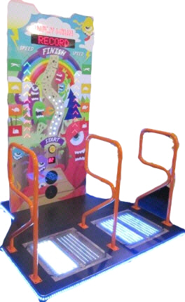iRun Kids Running Simulator Arcade Game From Imply