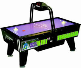 Jr. Power Hockey / Junior Power Hockey - Coin Operated | Great American