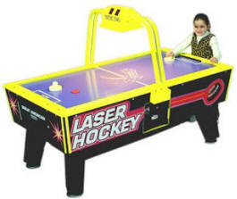 Jr. Laser Hockey / Junior Laser Hockey Table | Great American