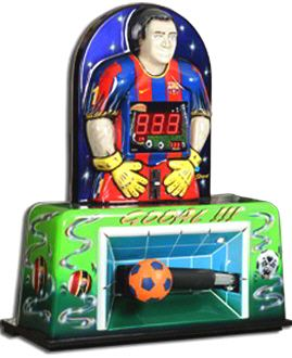 Kicker - Soccer Football Kicking Arcade Machine - From Kalkomat / IGPM