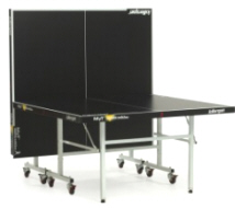 Killerspin MyT Street Edition Outdoors Ping Pong Tennis Table - Folded