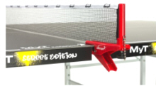 Killerspin MyT Street Edition Outdoors Ping Pong Tennis Table - Net