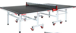 Killerspin MyT7 / My T7 Ping Pong Table Tennis - Black
