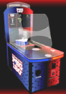 PONG 180 ? Standard Model Virtual Beer Pong Game Machine