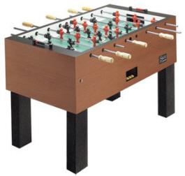 Pro Foos III Foosball Table From Shelti | Pro Foos 3