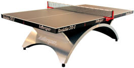 Killerspin Revolution SVR Black / SVR-BLK Limited Edition Ping Pong Tennis Table