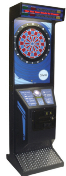 Shelti Eye 2 Home Pro Model / Cougar Eye 2 Electronic Dartboard / Dart Board / Dart Machine From Shelti