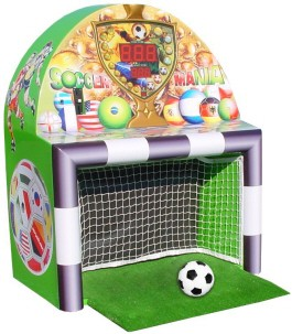 SoccerMania Autoball Soccer Ball Kicking Game