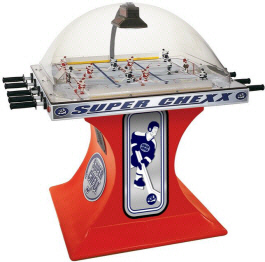 Super Chexx Classic Home / Non Coin Dome Hockey Game Machine | ICE Games