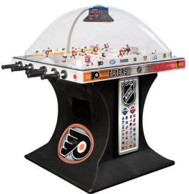 Official NHL / AHL Bubble Hockey Home Model Special Edition Dome Hockey Model From ICE