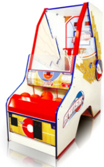 Swish Kids Basketball Machine