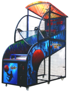 Swish Basketball Arcade Machine From Punchline Games