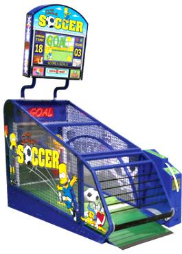 football shooter machine