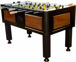 Tornado Worthington Foosball Table TTXWO - Non Coin Home Model From Valley Dynamo