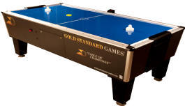 Tournament Pro Air Hockey Table From Shelti / Gold Standard Games