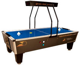 Tournament Pro Elite Air Hockey Table From Shelti / Gold Standard Games