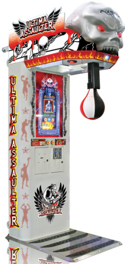 Ultima Assaulter Boxing Machine | From Smart Industries