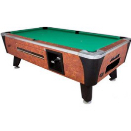 Sedona Pool Table - Coin Operated From Valley Dynamo