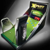 XPutt Golf Putting Game / Ticket Redemption Arcade Machine