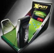 XPutt Golf Putting Game / Ticket Redemption Arcade Machine