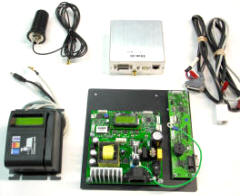 AC1067 Wireless Credit Card Acceptor Kit From American Changer Corporation