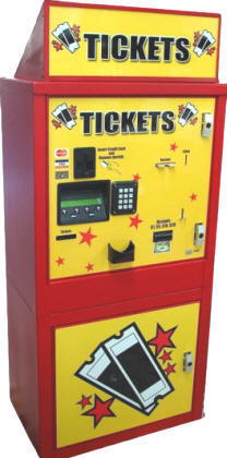 AC110A Ticket Dispenser | American Changer
