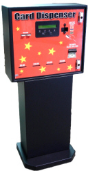 AC604 Card Dispensing Machine | American Changer