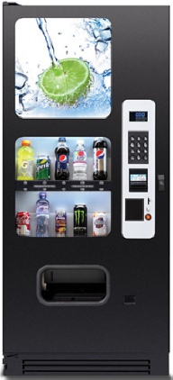 BC10 / BC-10  Cold Drink / Soda Vending Machine By Federal Machine / Perfect Break Systems