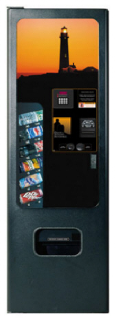 BC6 / BC-6A / BC-6A  Cold Drink / Soda Vending Machine By Perfect Break Systems / PBS / U Select It / USI