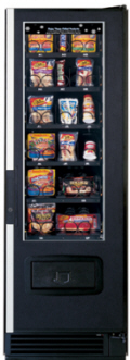CF1000 / CF-1000 Satellite Snack Vending Machine By Perfect Break Systems / PBS / U Select It / USI