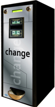 Coin Changers / Coin Changing Machines / Coin Vending