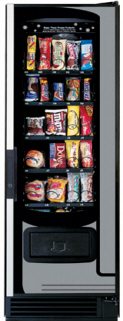 FF2000 / FF-2000 Frozen Food Satellite Vending Machine By Perfect Break Systems / PBS / U Select It / USI