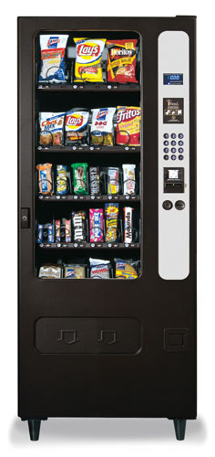 HR23 / HR-23 Snack Vending Machine By Perfect Break Systems / PBS / U Select It / USI