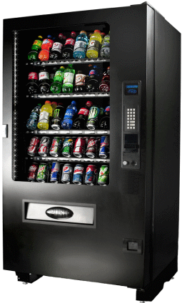 Infinity INF5B / VC8000 / SP840R RFB Combination Beverage Snack Vending Machine | Seaga