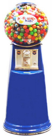 Junior Giant / Jr. Giant Gumball Machine From OK Manufacturing