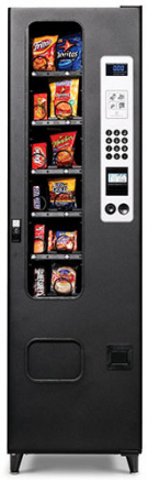 MP12 / MP-12 Snack Vending Machine By Federal Machine / Perfect Break Systems