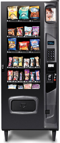 MP-26 Snack Vending Machine  By Federal Machine / Perfect Break Systems