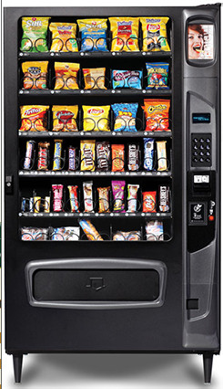 MP40BD / MP-40BD Snack Vending Machine By Federal Machine / Perfect Break Systems